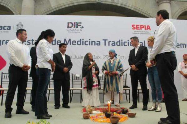 Promueve SSO y Sepia intercambio de saberes de la medicina tradicional