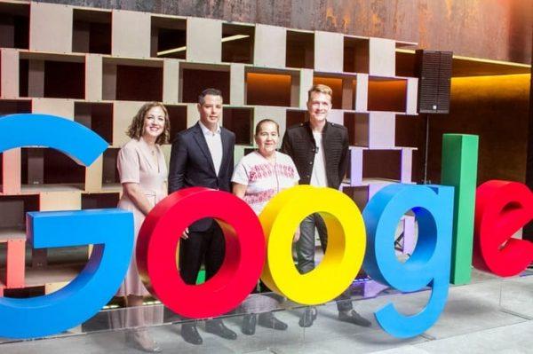 Oaxaca hace equipo con Google para potencializar el desarrollo económico: AMH