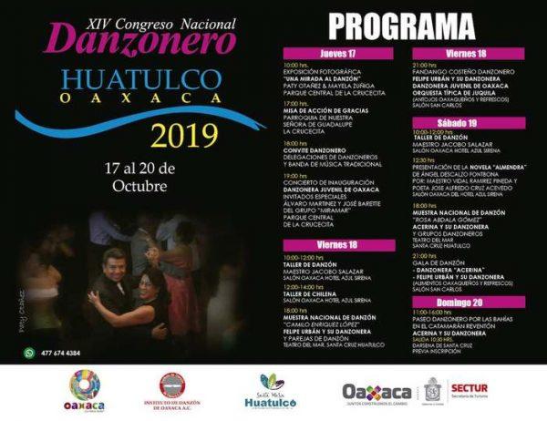 Será Huatulco sede del Congreso Nacional Danzonero 2019