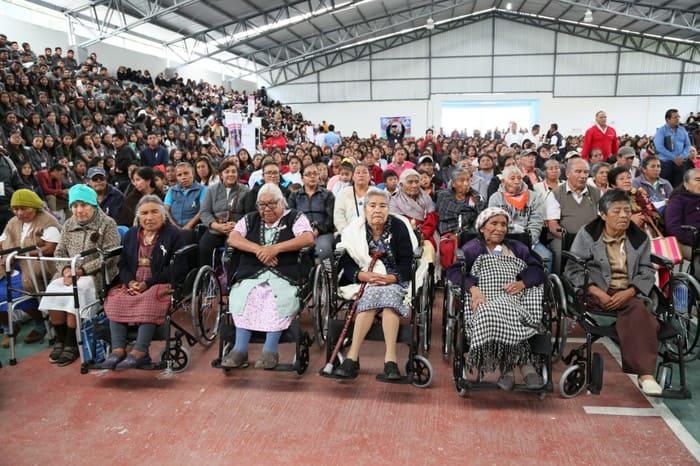 Si trabajamos todos juntos, vamos a sacar a Oaxaca adelante: IMM en la Mixteca