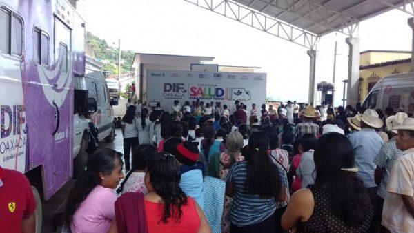 Trabajadoras y trabajadores del gobierno del estado, pilar fundamental para el desarrollo de Oaxaca: IMM