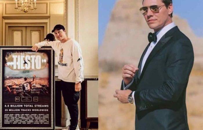 DJ Tiësto cerrará con broche de oro el Gran Premio de México