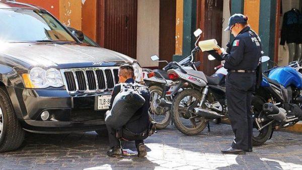 Tras reforma, tránsito del estado impedido para quitar documentos a automovilistas