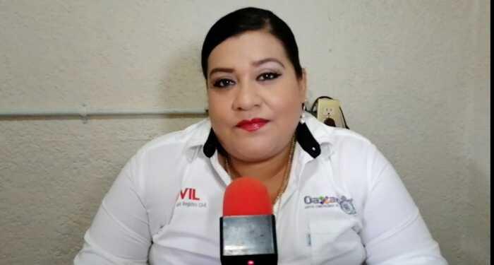 Nueva Oficial del Registro Civil en Valle Nacional
