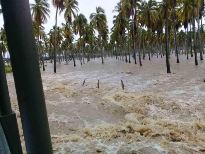 Tras paso de Narda, Oaxaca solicita Declaratoria de Desastre