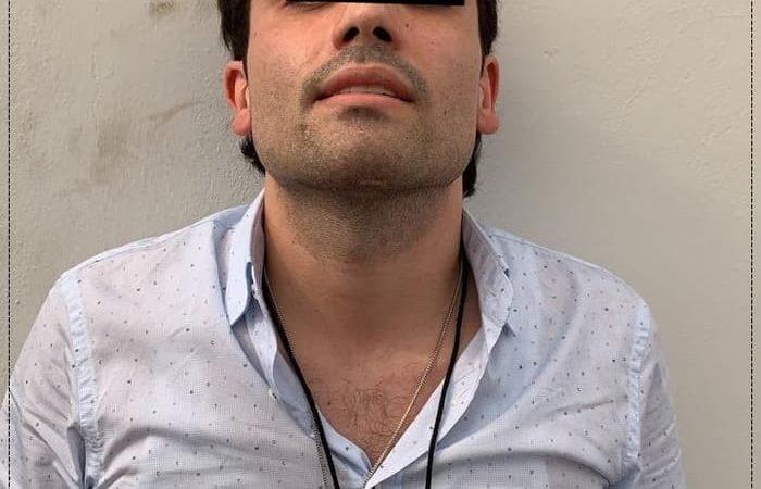 Presuntamente detienen al hijo de 'El Chapo', Ovidio Guzmán, en Culiacán