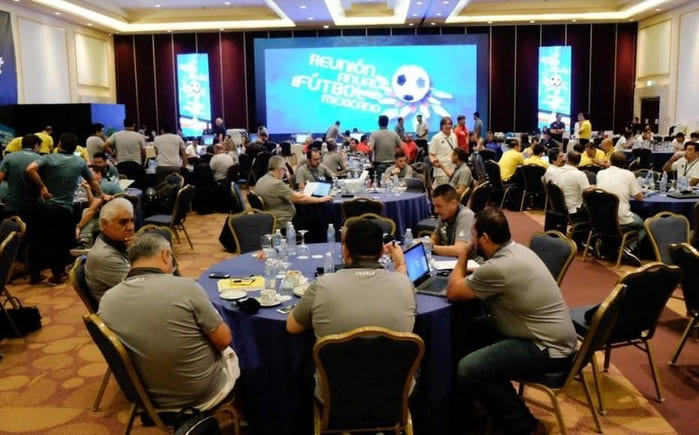 "Diputados rompen ""pacto de caballeros"" del futbol mexicano"
