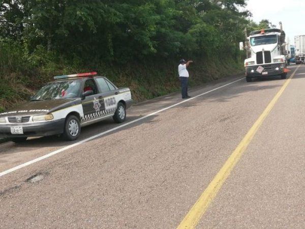 Levantan bloqueo carretero en Palomares