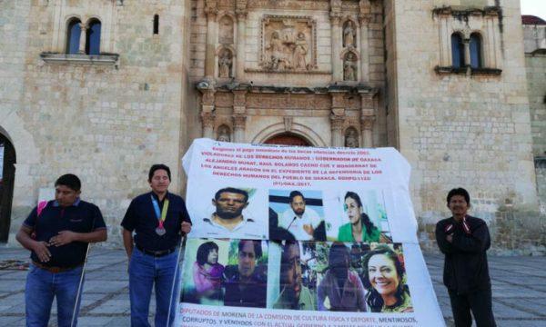 Exigen al gobierno de Oaxaca que entregue apoyos a medallistas paralímpicos