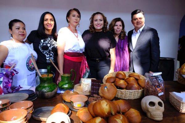 Presentan Festival Día de Muertos Oaxaca 2019