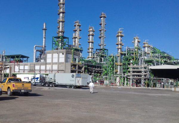 Realiza Pemex trabajos en poliducto Minatitlán–Salina Cruz