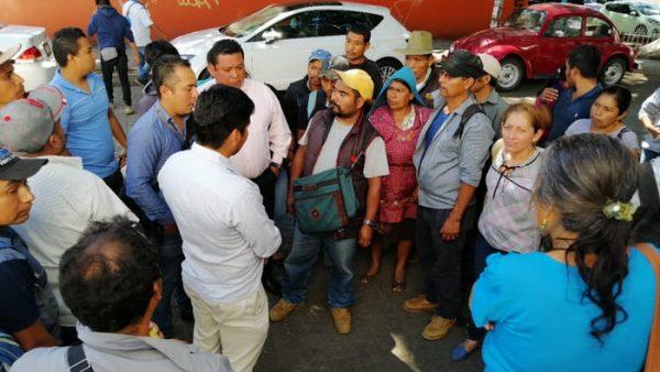 En San Pablo Coatlán buscan impugnar triunfo de edil electo, señalan posible coacción del voto