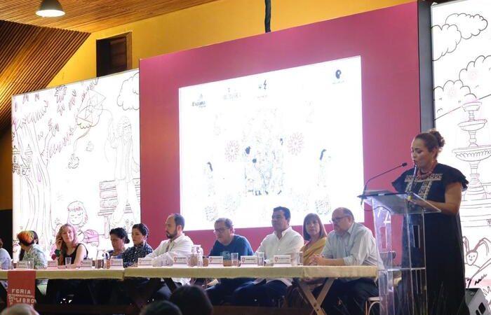 Inauguran la 39 Feria Internacional del Libro de Oaxaca