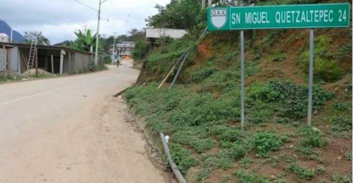 Ejecutan a dos en Quetzaltepec