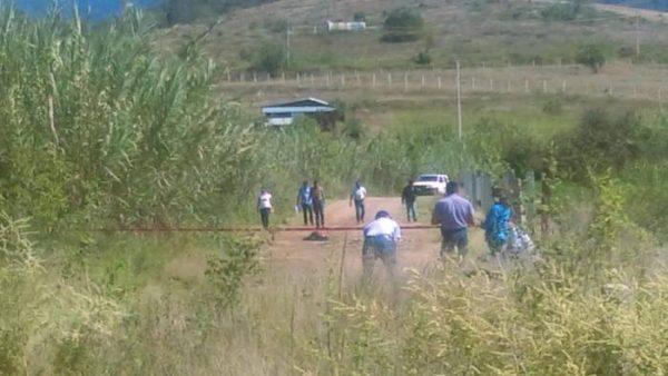 Encuentran dos ejecutados en San Pablo Etla