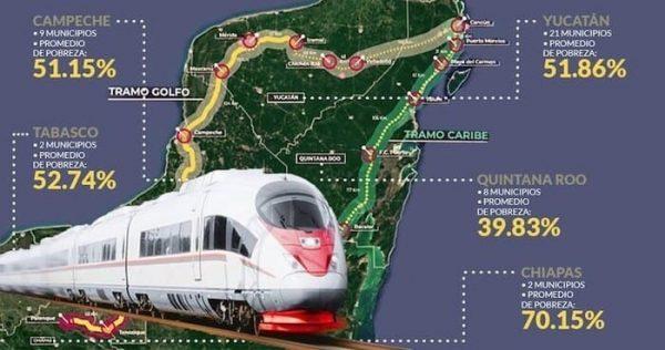 Proyecto de Tren Maya obtiene premio internacional
