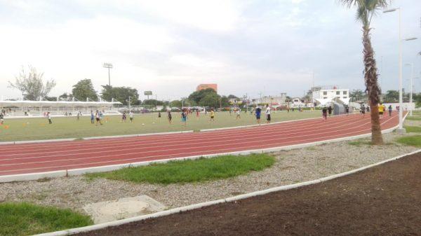 Sigue sin autorizarse reglamento de la Unidad Deportiva, apesar de ya haber sido inaugurada