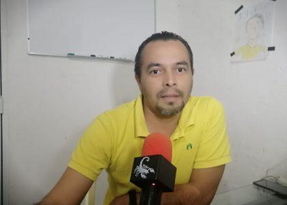 Espera José Abarca que designación de Consejero en MORENA se lleve a cabo democráticamente