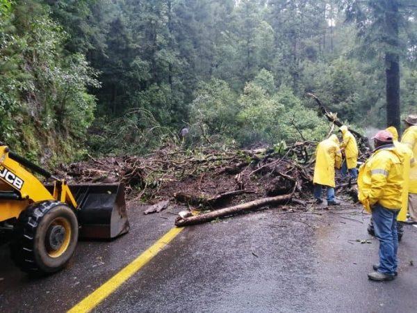 Aprueba Federación declaratoria de Desastre en 82 municipios de Oaxaca