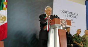 AMLO desde Oaxaca, justificó y avaló la decisión de liberar al hijo del Chapo Guzmán