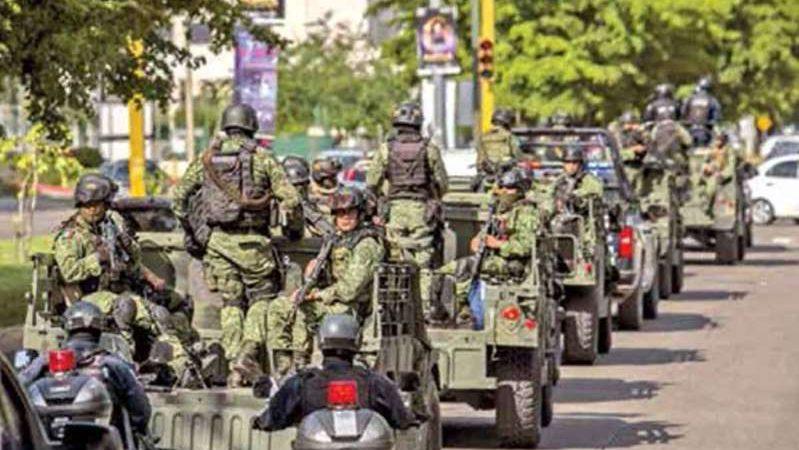 Acuerdan fin del tráfico de armas; México y EU preparan acciones inmediatas