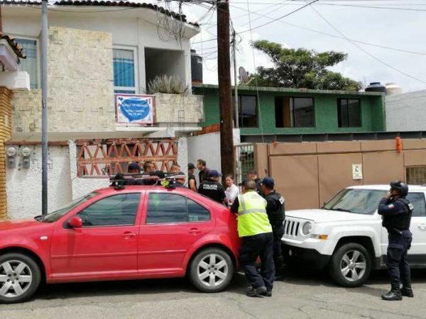 Mujer se suicida en el barrio de Xochimilco