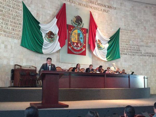 Se acabaron los privilegios y los bonos en Congreso local: César Morales Niño
