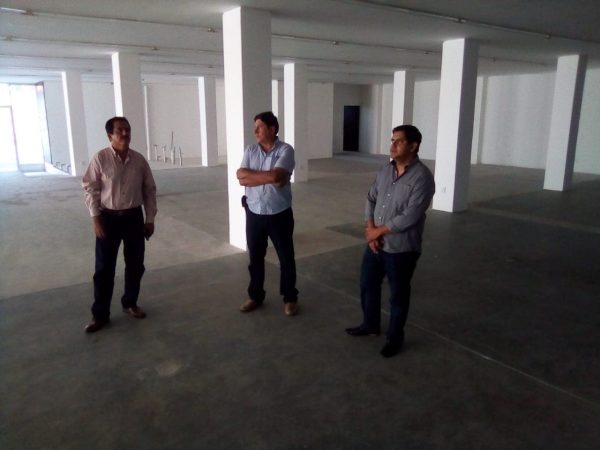 Burócratas de la Cuenca, piden revisión de PC a inmueble que será centro administrativo