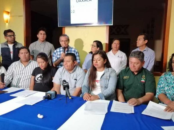 Oaxaca pide intervención de AMLO en tema del aborto