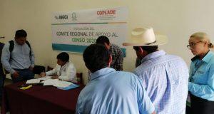 Municipios deberán colaborar con INEGI, para obtener datos reales que aporten a sus recursos: COPLADE