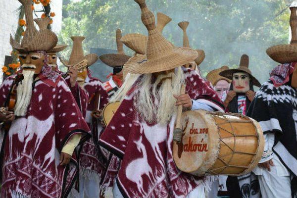 Realizarán Encuentro de Huehuentones, la máxima fiesta de San José Independencia