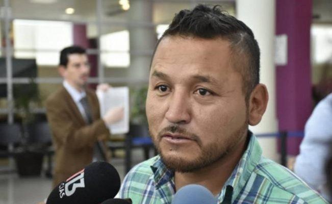 """""""El Mijis"""" formaliza su renuncia al PT en Congreso de San Luis Potosí"""
