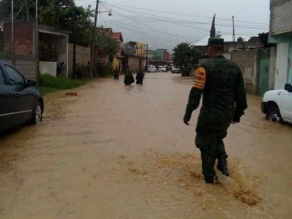 Declaran emergencia en 12 municipios de Oaxaca