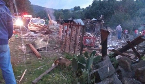 Explosión de polvorín en Tlalpujahua deja tres muertos