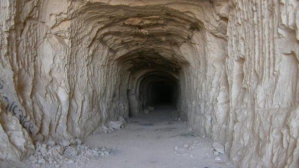 Así es el 'narco-túnel' de 'La Unión' hallado en Tepito