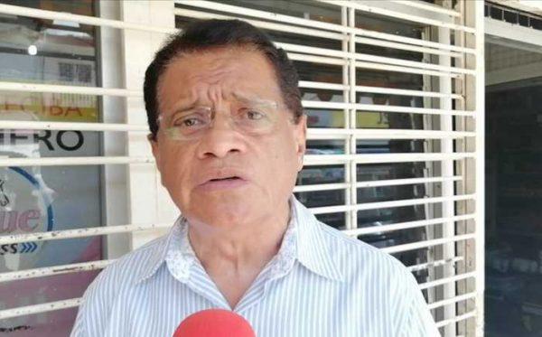 Asegura Felipe Reyes que el PRD, buscará recuperar el control en Loma Bonita