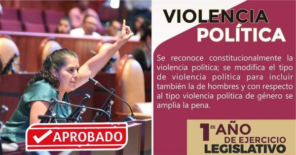 Garantiza Laura Estrada participación de mujeres en la política