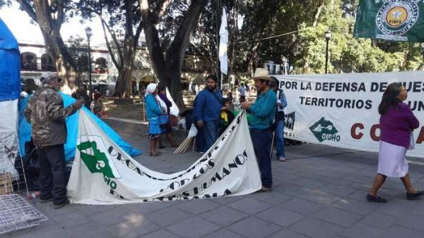 Con bloqueo organizaciones sociales respaldan la movilización de CODEDI