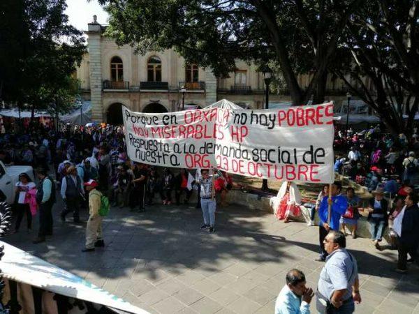 La clase política asesino a Heriberto Pazos Ortiz, denuncia su hijo