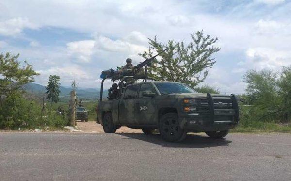 Enfrentamiento entre civiles y ejército deja al menos 15 muertos