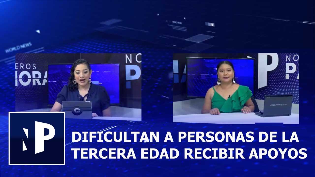 Noticieros Panorama 15 de octubre 2019