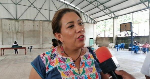 Programa Federal es para atender escuelas más necesitadas, no para quien decida el Sindicato: Nancy Ortiz
