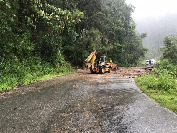 Emite Segob Declaratoria de Emergencia para 21 municipios de Oaxaca por Narda
