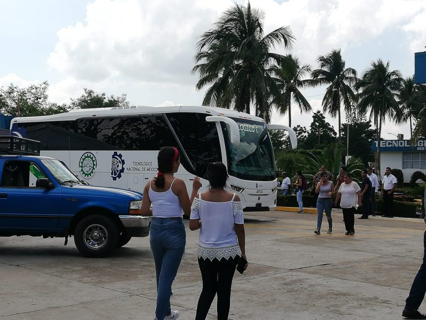 ITTUX presenta su nuevo transporte escolar