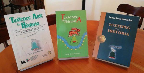 Presentarán tercera edición del libro Tuxtepec ante la Historia