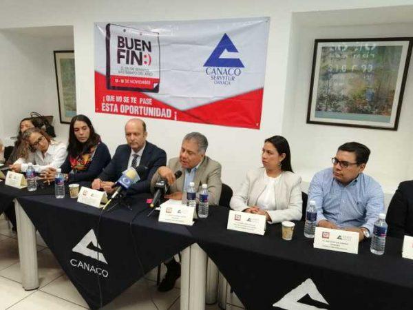 Del 15 al 18 de noviembre llegará el buen fin a Oaxaca en su novena edición