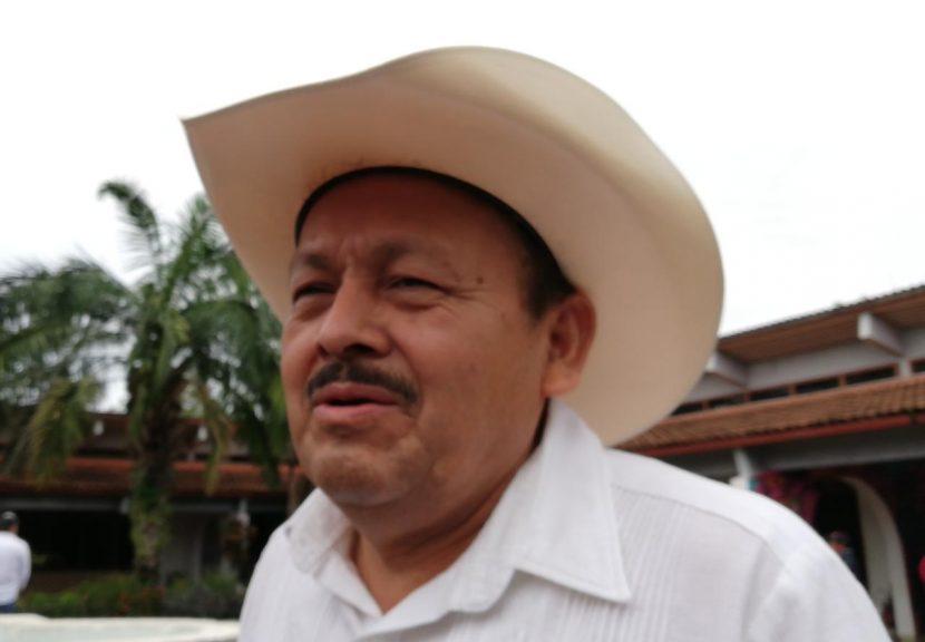 Da negativo a covid, el Presidente de Loma Bonita