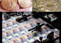 Robo millonario en Polanco; se llevaron centenarios y joyas