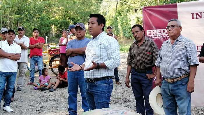 Coordinación con el pueblo en trabajos de tequios, será determinante para la Universidad: Rey Magaña
