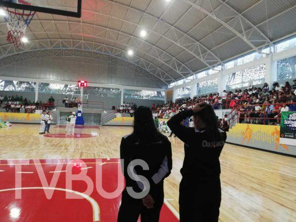 Sancionarán a quienes lleven calzado inadecuado a la unidad deportiva de Tuxtepec